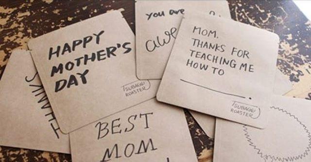 母の日のドリップバッグは水曜日中の注文で金曜日発送が最後です。オリジナルの一言を添えて、渡しに行きましょう!母の日ドリップバッグ キリマンジャロ7杯分 1000円+送料 minneで販売中です。 (Instagram)