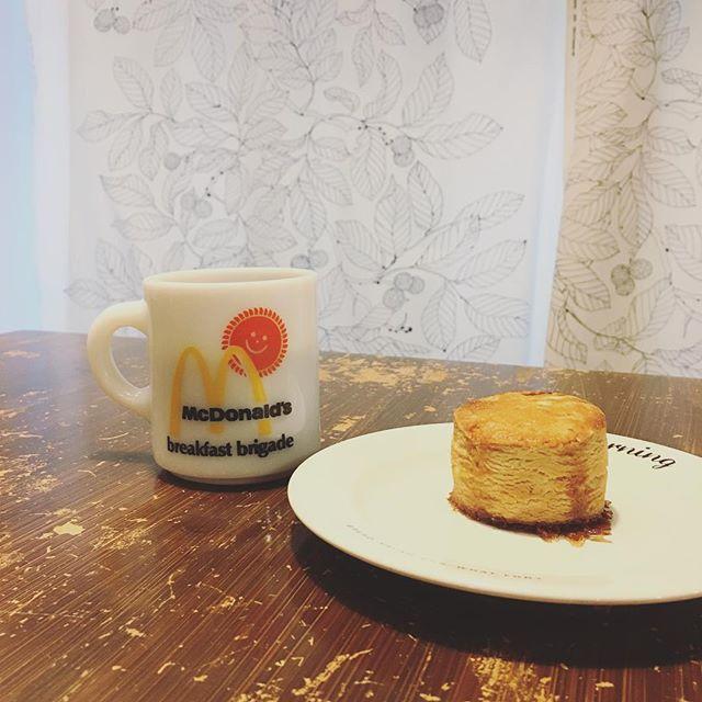 コーヒーと塩麹ビスケ今年もよろしくお願いします20170109 (Instagram)