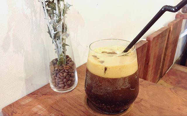 20170822エスプレッソのコーラ割り美味しい! (Instagram)