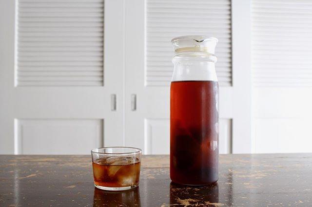 夏本番!コールドブリュー(水出しアイスコーヒー)麦茶みたいに冷蔵庫に常備しませんか♪ミンネで販売中です♪ (Instagram)