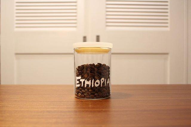 20181128甘い香のするエチオピアのコーヒーミンネで販売中です (Instagram)